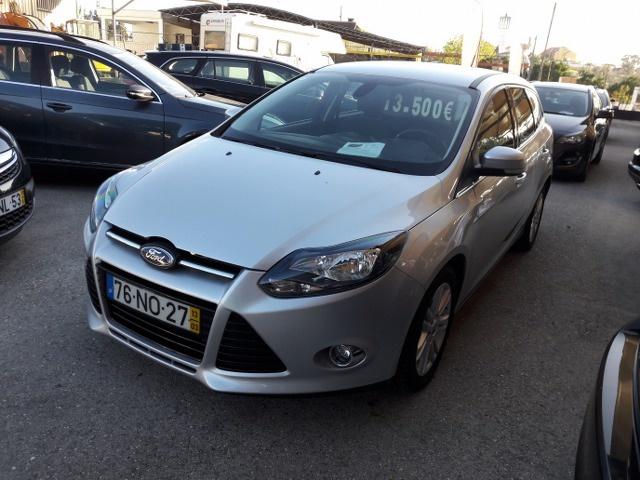 Ford Focus SW 1.6 TDCi TITANIUM