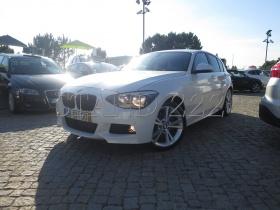 BMW Série 1 125 d Line Sport