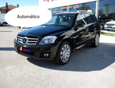 Mercedes-Benz GLK 220  CDi 4-Matic Sport BlueEfficiency