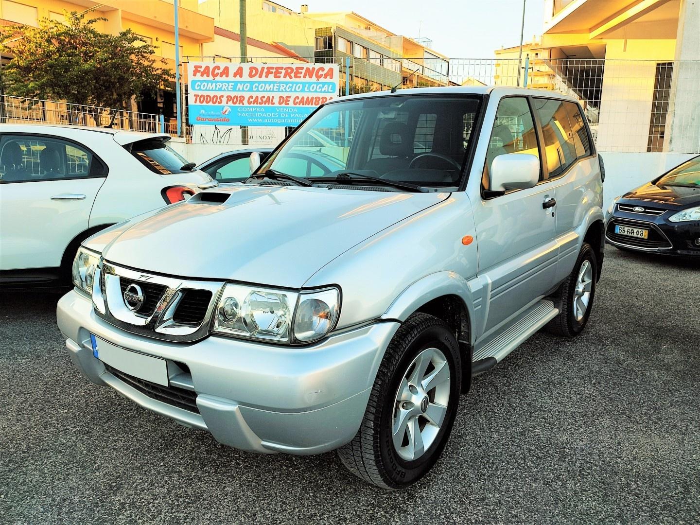Nissan Terrano 3.0DiTurbo 154CV