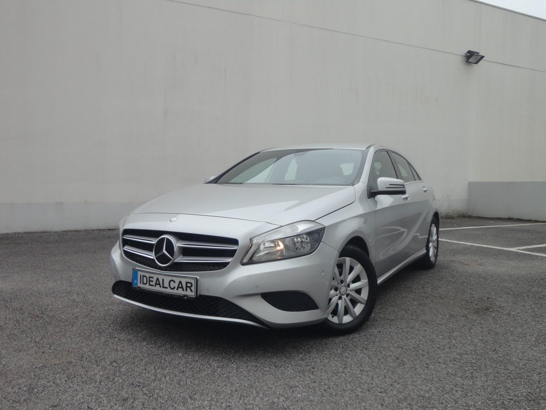 Mercedes-Benz A 180 BlueEfficiency Style