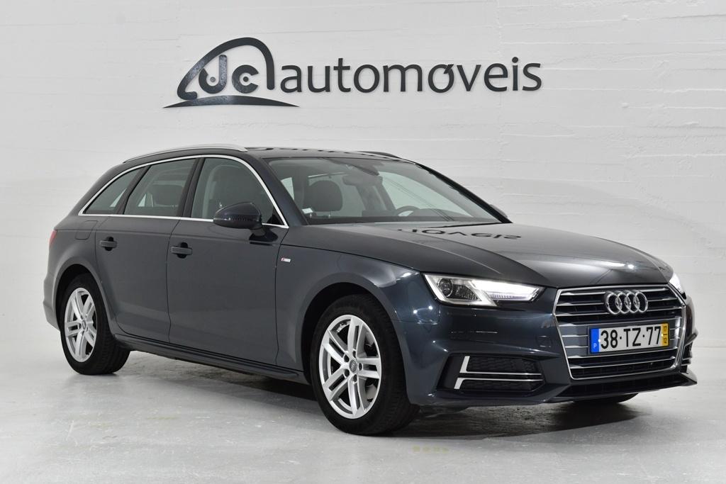 Audi A4 Avant 2.0 TDI S-Line Business S-Tronic