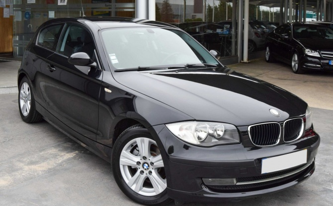 BMW 118 d ,3P