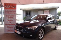 BMW 116 d EfficientDynamics Advantage