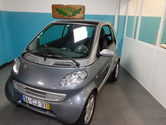 Smart ForTwo, 2001