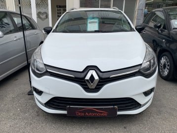 Renault Clio Sport Tourer 1.5 Limited