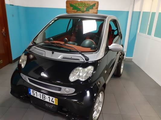Smart ForTwo, 2004