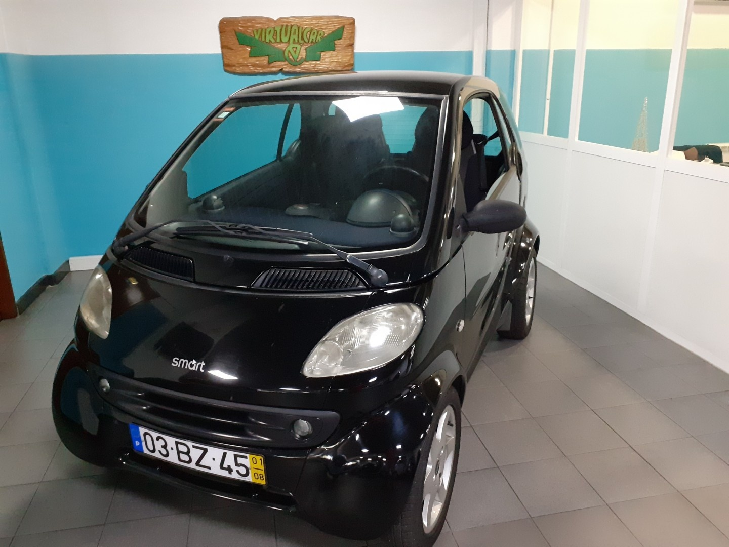 Smart ForTwo passin