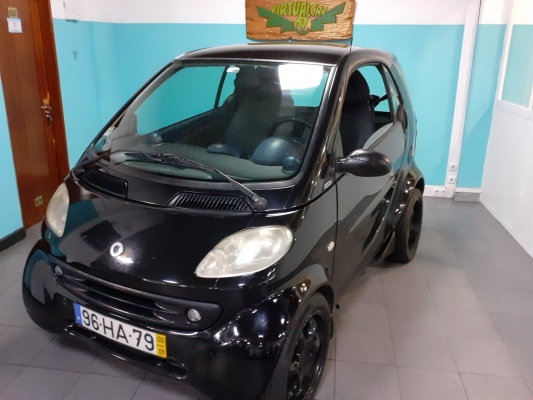 Smart ForTwo, 2000