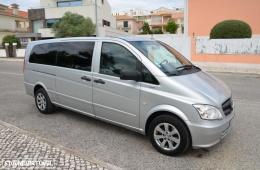 Mercedes-benz Vito VITO 116 CDI 9 LUGARES