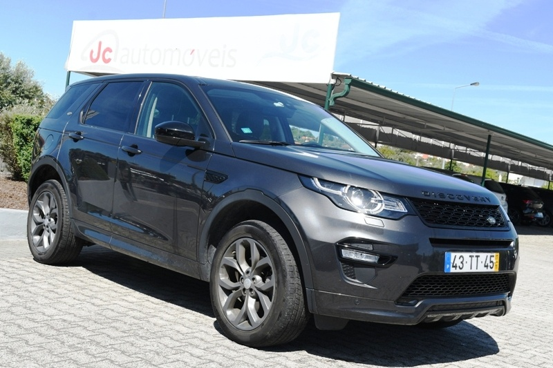 Land Rover Discovery Sport 2.0 TD4 4x4 HSE 7 Lug.