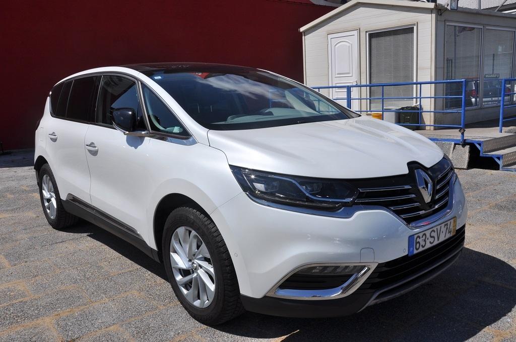 Renault Espace 1.6 Dci R-Link