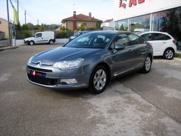 Citroën C5 2.0 HDI exclusive