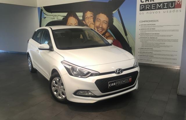Hyundai I20 1.1 CRDi Confort