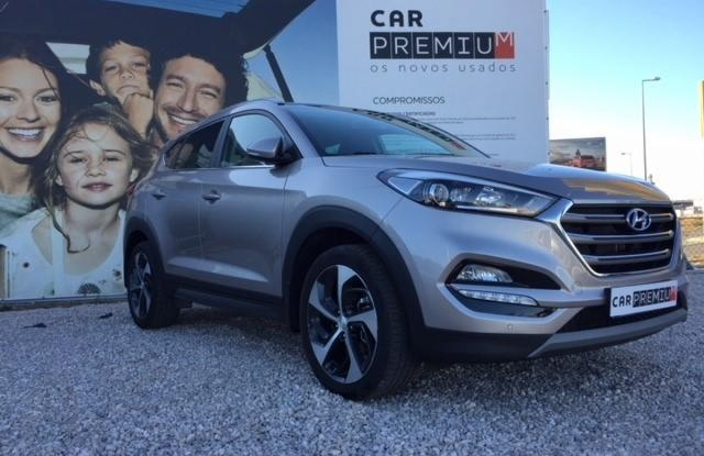 Hyundai Tucson 1.7 CRDi Executive Pack+ JLL19