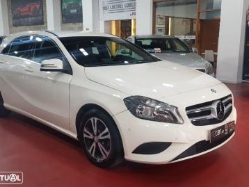 Mercedes-benz A 180 CDI B.E. URBAN AUTO 109CV