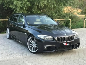 Bmw 520 DA Touring Look M