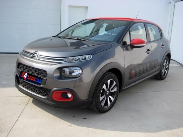 Citroën C3 1.2 PureTech Feel (82cv) (5p)