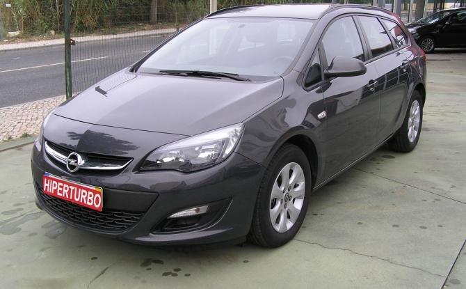 Opel Astra Sports Tourer 1.6 CDTI Selection