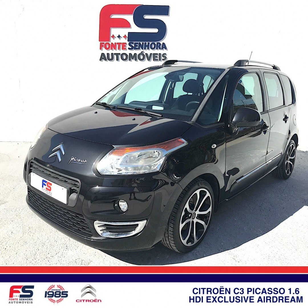 Citroën C3 Picasso 1.6 HDi Exclusive Airdream