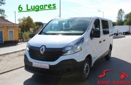Renault Trafic 1.6 dCi // 6 Lugares // 55.000 Km´s