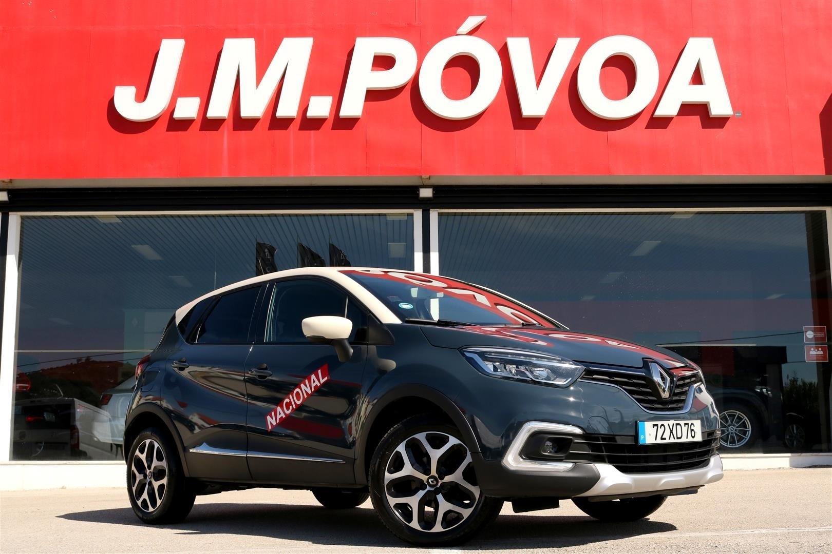 Renault Captur 0.9 TCe Exclusive LED 90cv