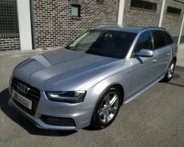 Audi A4 Avant 2.0 TDI Sport S-Line, Nacional