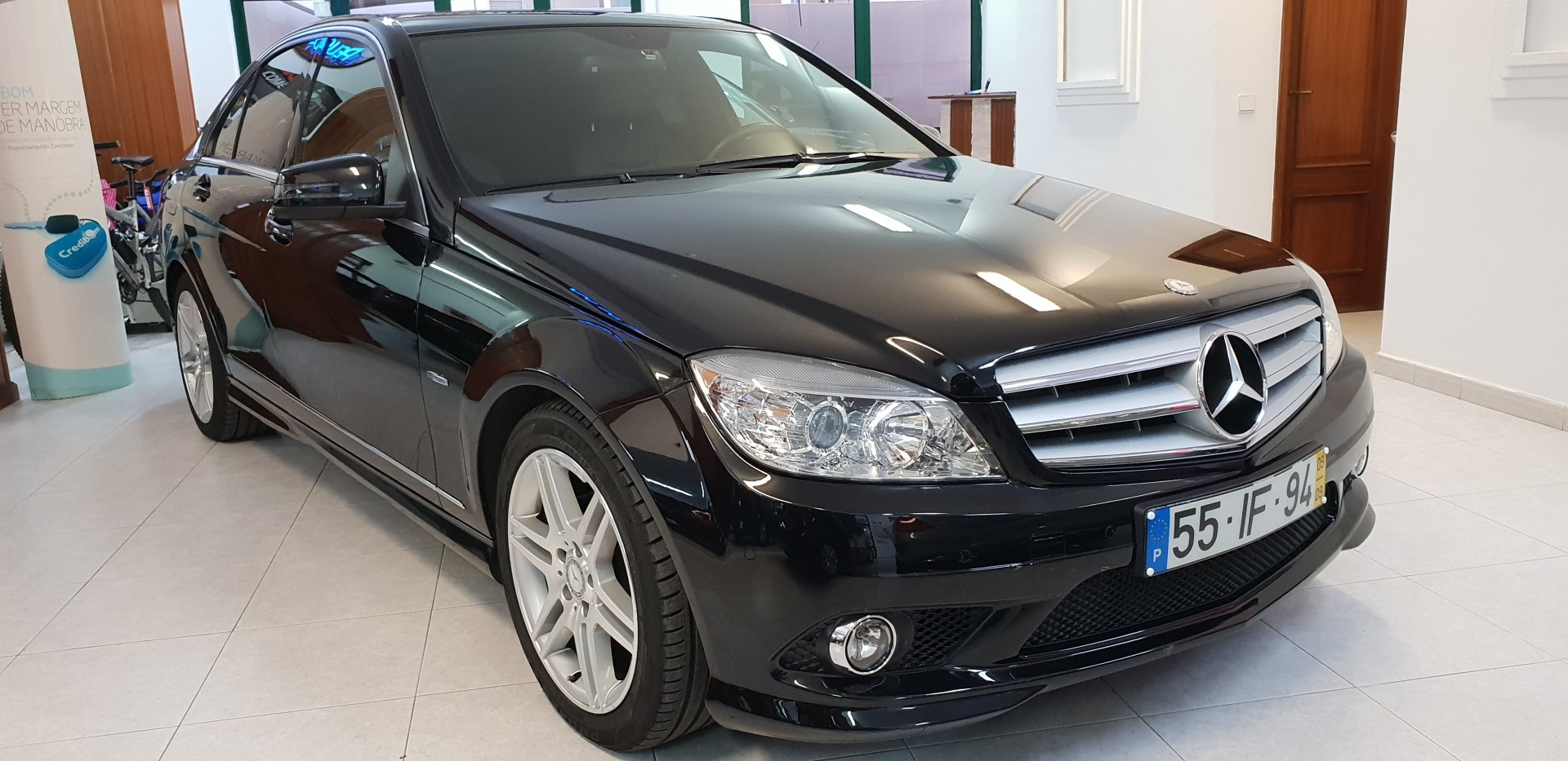 Mercedes-Benz C 250 CDI  AMG Aut Blue Efficiency