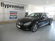 Mercedes-Benz E 300 Bluetec Hybrid (231cv)