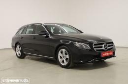 Mercedes-benz E 220 D avantgarD