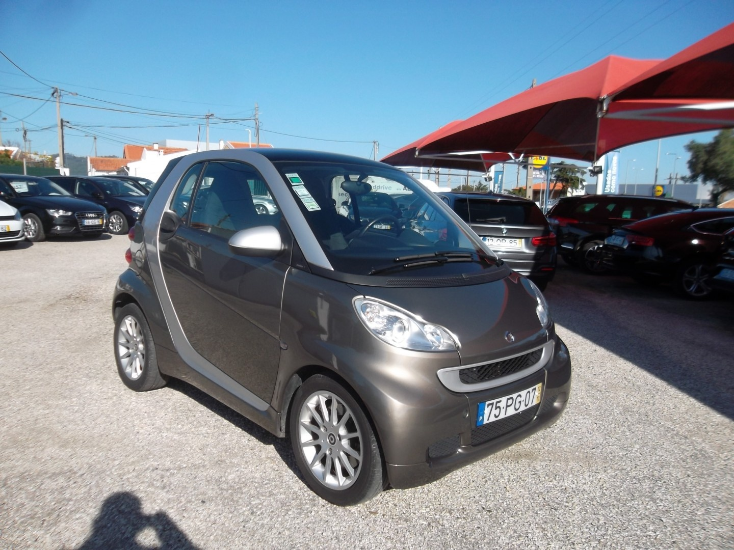 Smart ForTwo 0.8 CDI PASSION