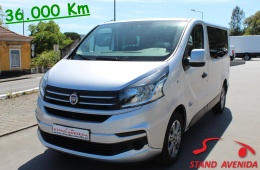 Fiat Talento 1.6 Multi-Jet // 9 Lugares // 36.000 Km