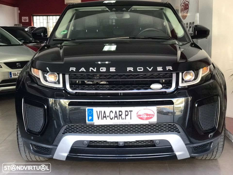 Land Rover Evoque 2.0 SD4 HSE   Auto