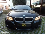 Bmw 320 2.0D Touring Pack M pele Interior