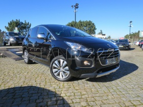 Peugeot 3008 1.6 BlueHDi Style EAT6 (GPS)