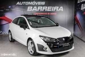 Seat Ibiza 2.0 Tdi FR BocaNegra
