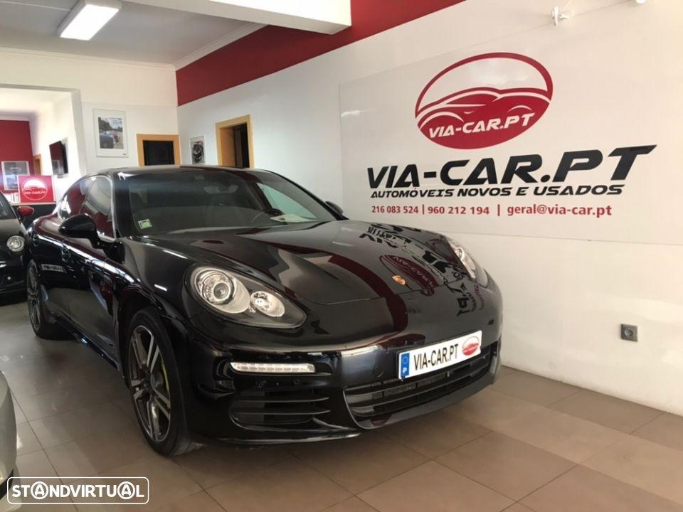 Porsche Panamera E-Hybrid Plug-In