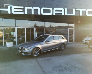 Mercedes-Benz Classe C 200 CDI STATION BLUETEC