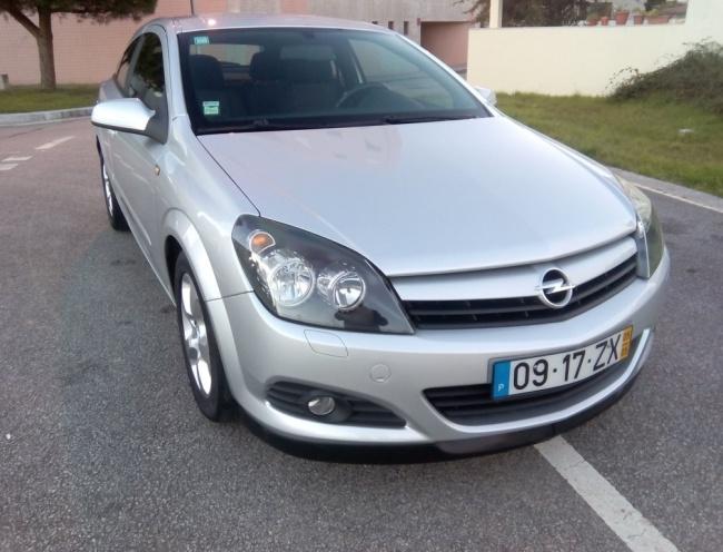 Opel Astra 1.4 GTC