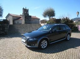 Audi A4 Allroad Avant Quattro 2.0TDI