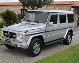 Mercedes-benz G 270 CDI LONGO