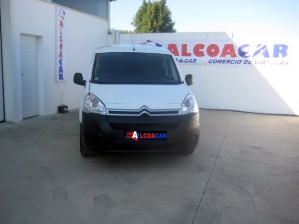 Citroën Berlingo 1.6 BlueHDi L1 Club 3L (100cv)