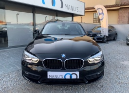 BMW 114 d Efficient Dynamics GPS