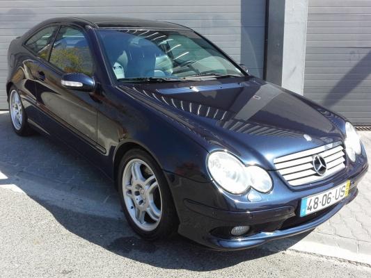 Mercedes-Benz C 30, 2003