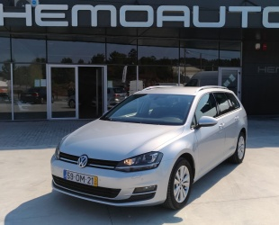 Vw Golf Variant 1.6 TDI Confortline Bluemotion