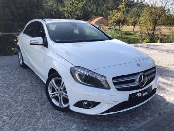 Mercedes-benz A 180 CDi BE Urban Aut.