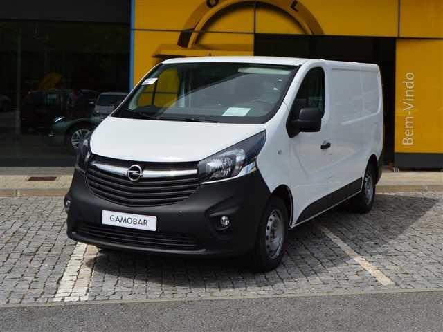 Opel Vivaro 1.6 CDTi L1H1 2.7T