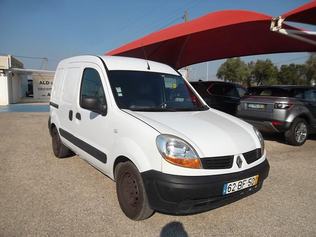 Renault Kangoo 1.5 DCI 70