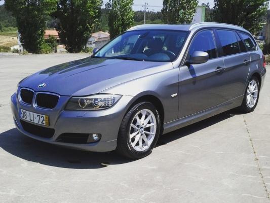 BMW 318, 2011