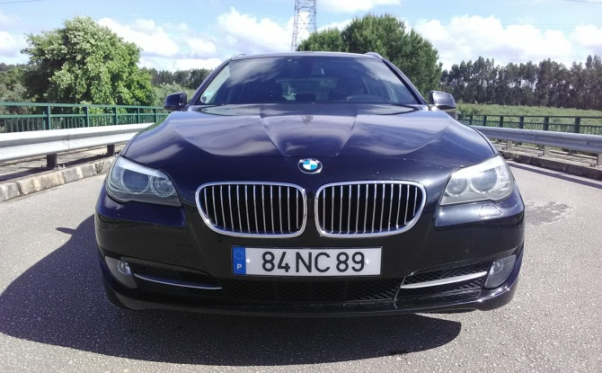 BMW 530 F11 5 Series Touring